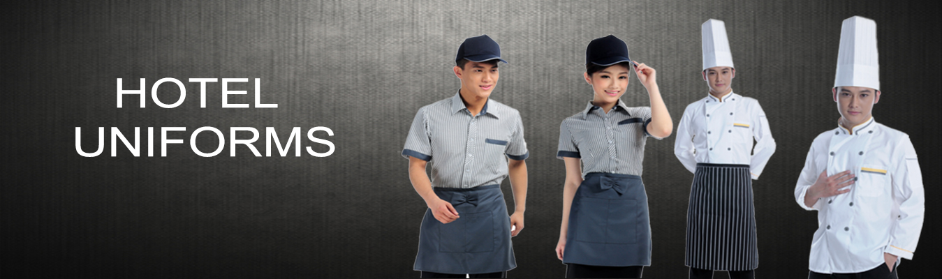 Hotel uniforms Manufacturers